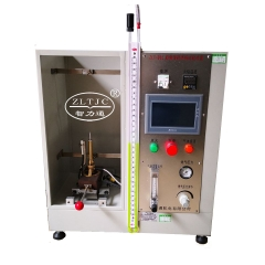 Insulating Tape Flame Test Apparatus